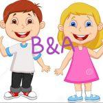 لباس کودک، نوجوان و جوان B&A